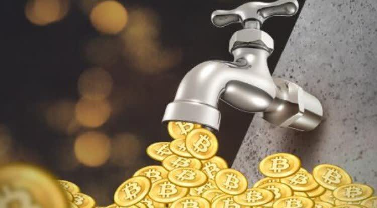 How to earn money with a BTC faucet