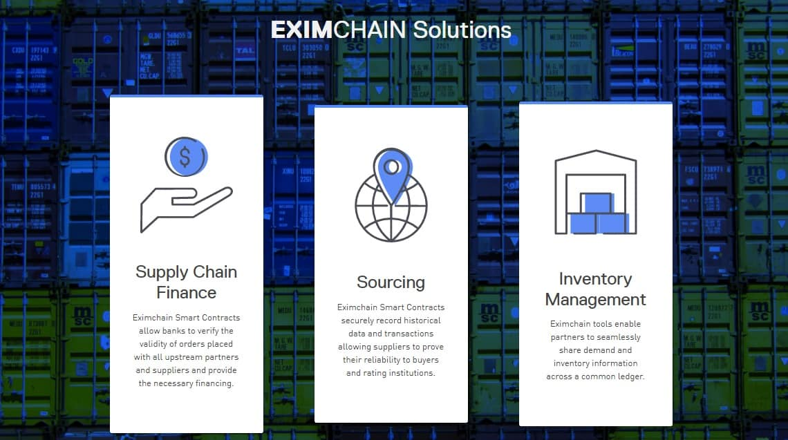 EximChain ICO review
