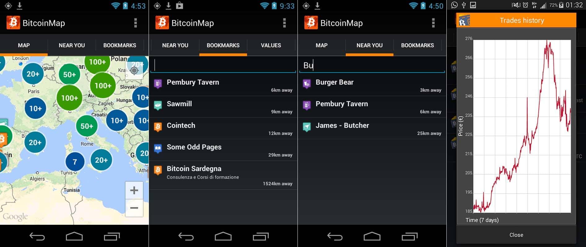 bitcoinmap app