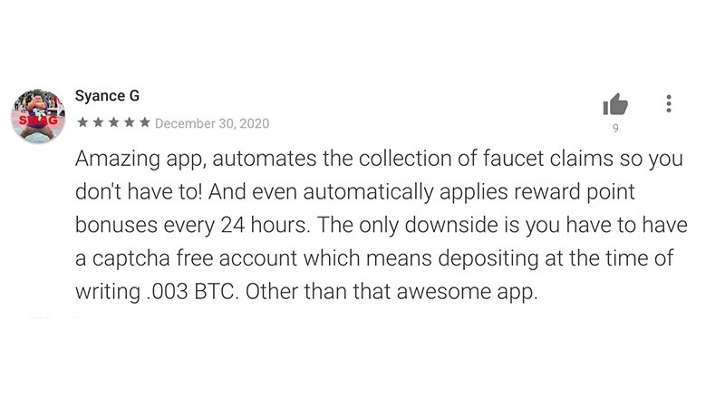 Review of BitBot - Android Bitcoin Bot