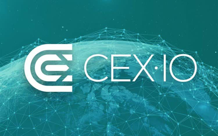 Cryptocurrency exchanger Cex.io
